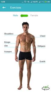 gym workout exercises