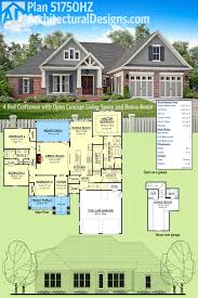 plan hz bed craftsman with open concept living space and 1800 sq ft house plans with bonus room