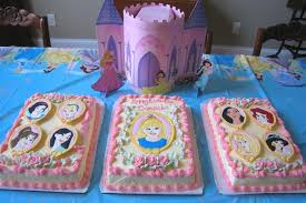 Princess Birthday Cake Ideas For Girls Classic Style Disney