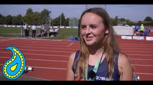 Video Interview: Kirsty Costello breaks Scottish record at 2018 School  Games | Renfrewshire News