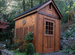 Small Picture How To Build A Storage Shed From Scratch