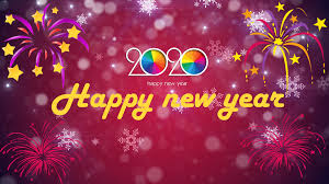New Year 2020 Hd Wallpaper Background Image 1920x1080