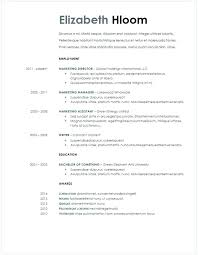 College Application Resume Template Google Docs Best of Resume Template For Google Docs Free Minimalist Professional And