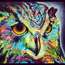 169 Best Colorful Creatures Images On Pinterest Drawings