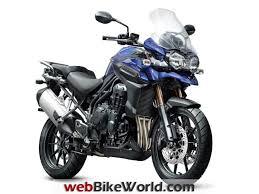 2012 triumph motorcycles webbikeworld