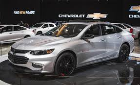 2018 chevrolet malibu redline. plain chevrolet scrape the polished black wheels on these specialedition chevrolets if you  must but please do avoid damaging their double red stripes throughout 2018 chevrolet malibu redline 2