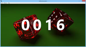 raffle software download raffle draw number generator 1 0 0 1