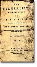 after the fact virginia new york and the federalist papers the federalist papers were a series of essays by john jay alexander hamilton and james madison written for the federalist newspaper