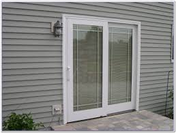 patio sliding glass doors andersen sliding patio doors at home depot