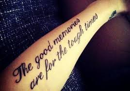 Short Love Quotes For Tattoos
