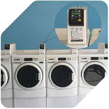 by integrating cashless payment readers into your washing machines and dryers many customers will find it easier and more convenient to wash and dry their