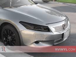 Rtint® Honda Accord Coupe 2008-2012 Headlight Tint | Film