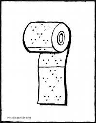 Een Rol Toiletpapier Kiddicolour