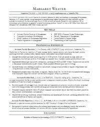 Accounts Payable Sample Resume Simple Account Payable Resume Sample Nmdnconference Example Resume
