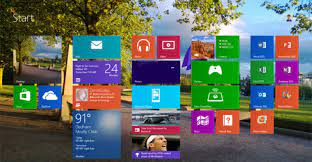 Windows 8.1: Use Desktop Wallpaper ...