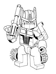 Small Picture To Print Optimus Prime Coloring Pages 73 For Seasonal Colouring