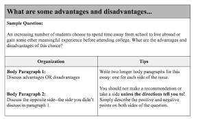 ielts academic writing task the complete guide ielts blog what are advantages disadvantages