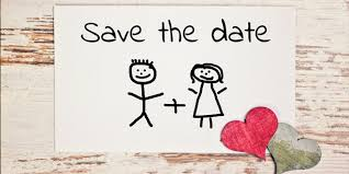 Save The Date Cards A Wedding Planning Nightmare