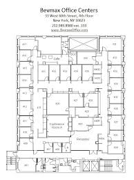 office space plans. simple space 33 west 60th street office space floor plan intended plans