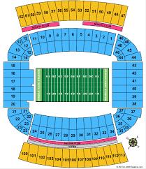 Auburn University Stadium Seating Chart Auburn Stadium Seating Chart Elcho Table