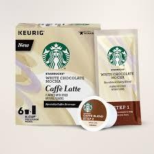starbucks white chocolate mocha caffè latte starbucks coffee at home