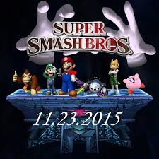 You can watch a replay of today's livestream above. Super Smash Bros Movie Poster By Mryoshi1996 On Deviantart