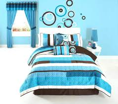 blue and brown bedding sets teal blue brown green bedding sets