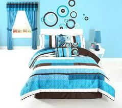 blue and brown bedding sets teal blue brown green bedding sets