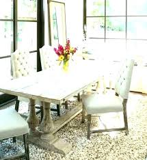 white leather dining chairs black island table with gold trellis drum pendant ideas for nailhead room dining room chairs textures mix and mingle