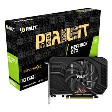 <b>Видеокарта PALIT GeForce GTX</b> 1660 PCI-E 3.0 6144Mb 192 bit ...
