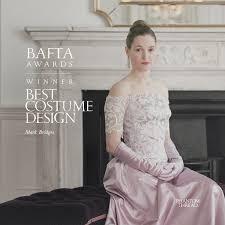 Bafta Award For Best Costume Design