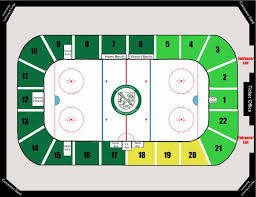 Thompson Arena Seating Chart Dartmouth College Athletics