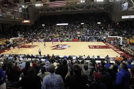 Boston College Basketball Unveils New Court Design Bc