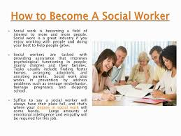 Become A Social Worker Ppt How Long Does It Take To Become A Social Worker