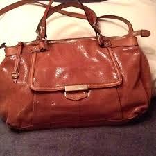 final firm leather handbag bruce makowsky handbags designer
