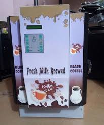 Fresh Milk Coffee Vending Machine Delectable Fresh Milk Coffee Vending Machine [NATURA CAFE]