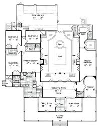 home plans with indoor pool indoor pool house plans vibrant ideas