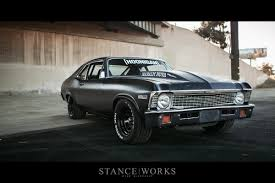 Kill All Tires - Brian Scotto's 1972 Chevy 'Napalm Nova - StanceWorks