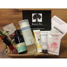 naturalskincare beauty box natural beauty delivered monthly to your door