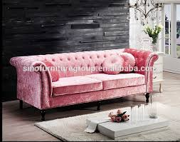 Made from SinoFur Best sale pink sofa
