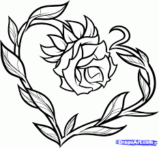 Small Picture cool coloring hearts how to draw tattoo love step 9 coloring