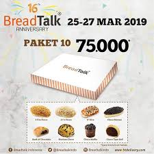 Breadtalk Indonesia At Breadtalkindo Instagram Photos And Videos