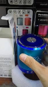 Loa mini Speaker T2020A Đủ màu nhé..... - Loa Bluetooth giá rẻ