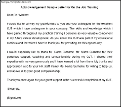 Acknowledgement Letter Templates Free Samples Examples For Confirm ...