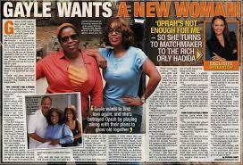 Oprah is a lesbian