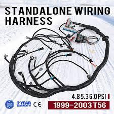 1999 2006 dbc 4 8 5 3 6 0 vortec standalone wiring harness t56 fine 1999 2003 4 8 5 3 6 0 psi standalone wiring harness w t56 dbc