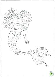 Mermaid Coloring Pages For Kids Mermaid Coloring Pages To Print