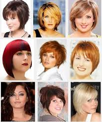 short hairstyles for very fat faces how to curl your hair wi picture on hairstyles and