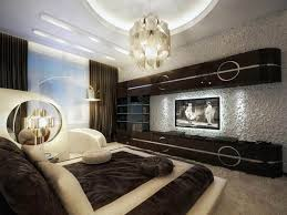 ideas for bedroom design modern black white tv built black white bedroom design suggestions interior