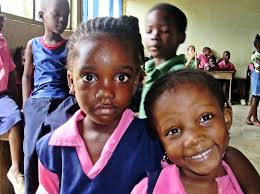 Image result for school children in ghana
